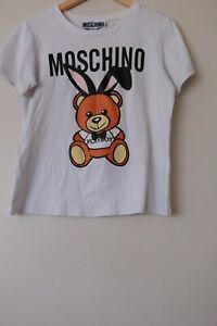 Moschino Couture White Bunny T-shirt
