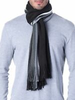 Hammer Anvil Mens Ribbed Knit Scarf Long Woven Knitted Warm Winter Scarf Unisex