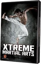 XTREME MARTIAL ARTS  DVD ARTI MARZIALI