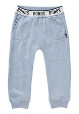 NEW BNWT BONDS Winter Lilac Fleece Track pants trackies + Pocket - size 4