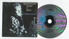 Patricia Kaas cd-maxi MADEMOISELLE CHANTE LE BLUES Remix 1987 Cardsleeve 3-track