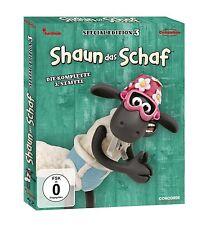 Blu-ray *  SHAUN DAS SCHAF - STAFFEL 3 - Special Edition  # NEU OVP