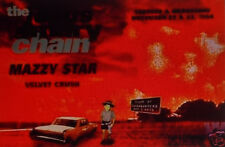 JESUS & MARY CHAIN FILLMORE POSTER Mazzy Star ORIGINAL BILL GRAHAM F171 Marshall