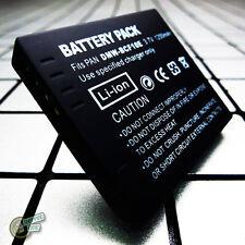 DMW-BCF10/BCF10E/BCF10PP/BCF10GK/CGA-S/106C/S009/S009E Battery for Panasonic DC