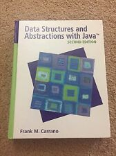 Data Structures and Abstractions with Java by Frank Carrano and Walter Savitch …
