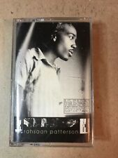 Rahsaan Patterson by Rahsaan Patterson (Cassette, 1997, MCA Records) Funk/Soul
