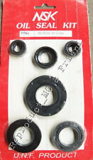 Suzuki TS100 TS125 (1978 - 1981) Oil Seal Kit Set New (6 pcs. : 1 set)