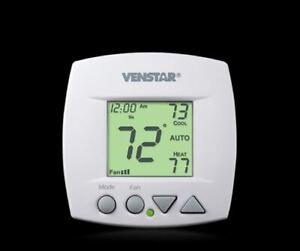 Venstar Explorer Mini Residential T2000 - Digital 7-Day Programmable Thermostat