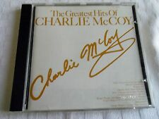 CD   CHALIE McCOY   THE GREATEST HITS OF CHARLIE McCOY