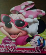 Disney Minnie Mouse Eggcessory Easter Decorating Kit 33 Piece New