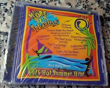 16 HOT Summer Hits NEW CD David Lee Roth Jimmy Cliff Eddy Grant ARETHA FRANKLIN