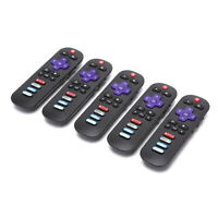RC280 LED HDTV Remote Control for TCL TV with STARZ Hulu Netflix Sling ZT