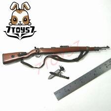 DID 1/6 D80079 Captain Dan_ K98 Rifle w/ Dagger _WWII German Now DD020I