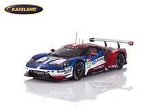 Ford GT LM GTE Chip Ganassi USA GTE Le Mans 2018 Hand/Müller/Bourdais Spark 1:43