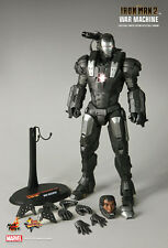 "Hot Toys Iron Man 2 War Machine 1/6 12"" Action Figure NEW NRFB MMS120"