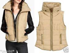 H & M size L 40 42 enfantin dispose d'gilet gilet matelassée Capuchon padded waistcoat vest