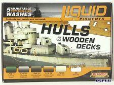 LIFECOLOR LIQUID PIGMENTS HULLS & WOODEN DECKS cod.LP04