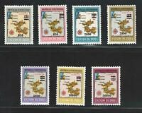Portuguese India | 1959 | Maps of Damao Surcharge Issue | MNH OG