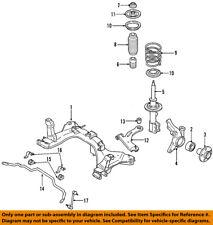 MAZDA OEM 01-04 Tribute Front-Lower Control Arm EC0134300N