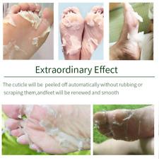 Exfoliating Foot Mask Peel Socks Hard Dead Skin Callus Care Baby Soft Feet