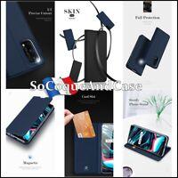 Etui coque housse Premium Qualité DUX DUCIS Skin Wallet Case OPPO Realme 7 Pro
