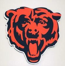 Chicago Bears 3D Fan Foam Logo Sign Picture, Nfl Football, Relief Wall-Logo