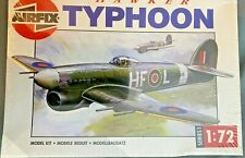 Airfix 1/72 Model Aircraft #01027 Hawker Typhoon