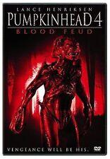 PUMPKINHEAD 4: Blood Feud -- LANCE HENRIKSEN (DVD) LIKE NEW
