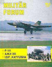 Militär Forum Born in Battle F-111 AMX-30 Panzer IDF BM-24 Katyusha YAK-25/28