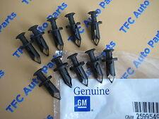 10 GM Multi Purpose Retainer Clip Snap Fits 8-8.25 Diameter Hole in 3-7mm Panel