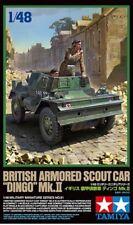 """Tamiya 1/48 británico blindado Scout Car """"enesta"""" Mk. II # 32581"""