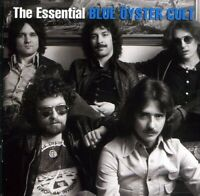 Blue yster Cult - The Essential Blue Oyster Cult [New CD]