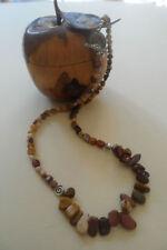 Gemstone Statement Beaded Costume Necklaces & Pendants