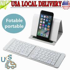 Folding Mini Keyboard Bluetooth Portable Foldable Wireless Keypad For Windows 9D
