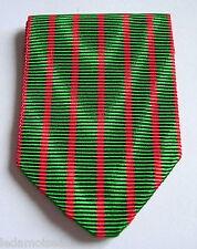 FRANCE: Ruban NEUF plié pour la Croix de guerre 1914-1918.