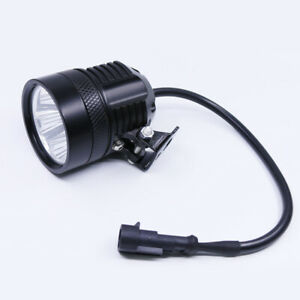 40W Motorcycle Motorbike LED Front Spot Light Headlight Driving Fog Lamp 4500LM