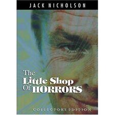 Little Shop of Horrors 0096009000295 With Jack Nicholson DVD Region 1