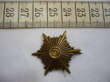 Bundeswehr Truppengattungsabzeichen von 1956 in Metall  Feldjäger