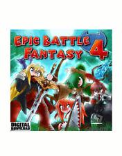 Epic Battle Fantasy 4 STEAM PC Key Download Code Neu Global [Blitzversand]