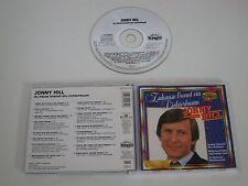Jonny Hill/a casa brucia un albero luminoso (Ariola Express 290 612) CD Album