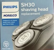 🌀Philips Norelco SH30/52 Replacement Shaving Heads🌀 NEW