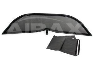 Airax Wind Deflector & Bag Opel Tigra Twin Top Bj.2004-2009 WSP054