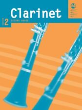 AMEB - Clarinet Series 2 - Second Grade - Music Book - Clarinet