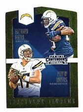 Antonio Gates, Philip Rivers 2015 Panini Contenders, Touchdown Tandems !!