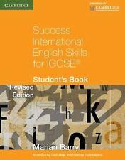 Success International English Skills for IGCSE Student's Book (Cambridge Interna