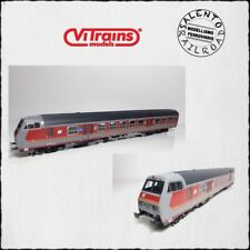 VITRAINS 3154 carrozza PILOTA FS MDVE livrea di origine 2° cl. - illum. interna