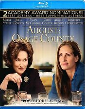 August: Osage County (Blu-ray Disc, 2014)