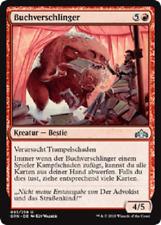 4 Book Devourer / Buchverschlinger (mint, Gilden von Ravnica, deutsch)