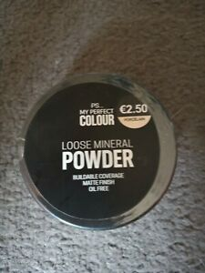 Primark - My Perfect Colour Loose Mineral Powder - Porcelain.