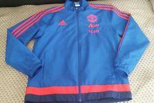 Pista De Entrenamiento Manchester United Top Para Hombre Talla M Adidas